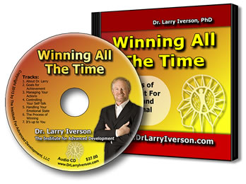 Winning All The Time | Dr. Larry Iverson